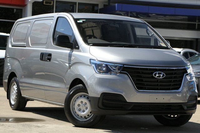 New Hyundai iLOAD TQ4 MY21 Beaudesert, 2020 Hyundai iLOAD TQ4 MY21 Hyper Grey 5 Speed Automatic Van