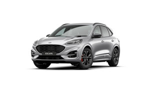2020 Ford Escape 2020.75MY ST-Line Silver 8 Speed Sports Automatic SUV.