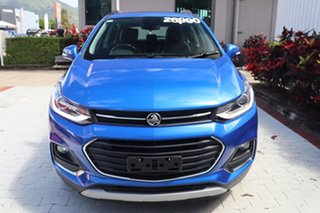 2018 Holden Trax TJ MY18 LTZ Blue 6 Speed Automatic Wagon.