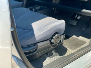 2004 Honda Jazz GD VTi Silver 7 Speed Constant Variable Hatchback