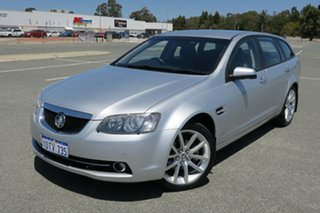 2011 Holden Calais VE II MY12 V Sportwagon Silver 6 Speed Sports Automatic Wagon.