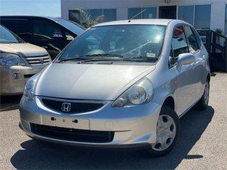 2004 Honda Jazz GD VTi Silver 7 Speed Constant Variable Hatchback.
