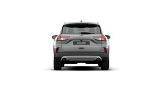 2021 Ford Escape ZH 2021.25MY Solar Silver 8 Speed Sports Automatic SUV