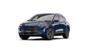 2020 Ford Escape ZH 2020.75MY Blazer Blue 8 Speed Sports Automatic SUV.