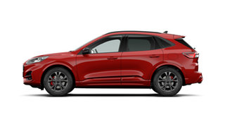 2021 Ford Escape ZH 2021.25MY ST-Line Lucid Red 8 Speed Sports Automatic SUV.