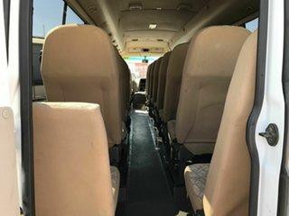 2007 Mitsubishi Rosa White Passenger Bus