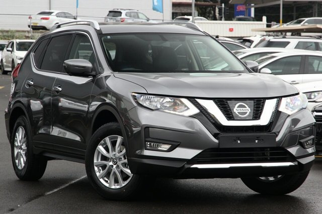 New Nissan X-Trail T32 MY20 ST-L (4x2) Castle Hill, 2020 Nissan X-Trail T32 MY20 ST-L (4x2) Gun Metallic Continuous Variable Wagon