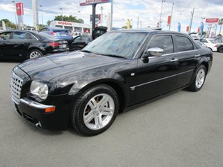 2006 Chrysler 300C MY2006 HEMI Black 5 Speed Sports Automatic Sedan.