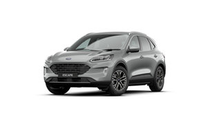 2021 Ford Escape ZH 2021.25MY Solar Silver 8 Speed Sports Automatic SUV.