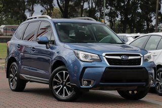 2017 Subaru Forester S4 MY17 XT CVT AWD Premium Blue 8 Speed Constant Variable SUV.