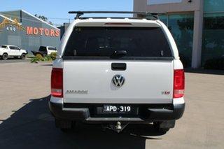 2017 Volkswagen Amarok 2H MY18 TDI420 (4x2) White 8 Speed Automatic Dual Cab Utility