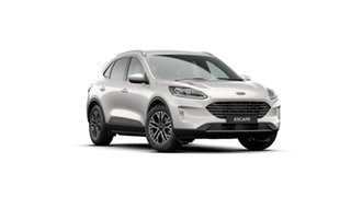 2020 Ford Escape ZH 2020.75MY White Platinum 8 Speed Sports Automatic SUV