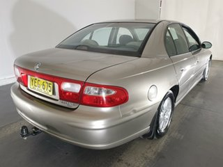 2002 Holden Berlina VX II Gold 4 Speed Automatic Sedan