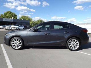 2017 Mazda 3 BN5236 SP25 SKYACTIV-MT Grey 6 Speed Manual Sedan