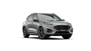 2020 Ford Escape ZH 2020.75MY ST-Line Solar Silver 8 Speed Sports Automatic SUV