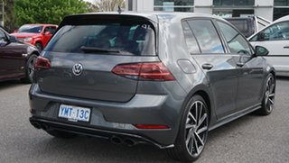 2018 Volkswagen Golf 7.5 MY18 R DSG 4MOTION Grey 7 Speed Sports Automatic Dual Clutch Hatchback