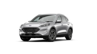2020 Ford Escape 2020.75MY Silver 8 Speed Sports Automatic SUV.