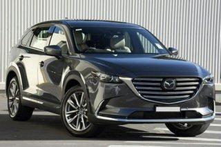 2021 Mazda CX-9 TC GT SKYACTIV-Drive i-ACTIV AWD Jet Black 6 Speed Sports Automatic Wagon.