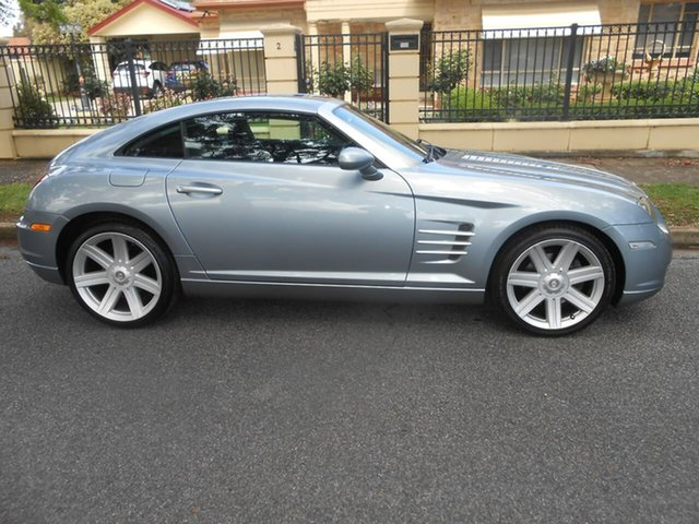 Used Chrysler Crossfire ZH MY2005 , 2006 Chrysler Crossfire ZH MY2005 Silver 5 Speed Sports Automatic Coupe