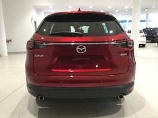 2019 Mazda CX-8 KG2W2A Sport SKYACTIV-Drive FWD Soul Red 6 Speed Sports Automatic Wagon