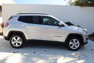 2018 Jeep Compass M6 MY18 Longitude FWD Grey 6 Speed Automatic Wagon.