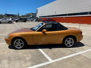 1999 Mazda MX-5 NB Orange 4 Speed Automatic Convertible