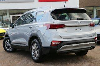 2018 Hyundai Santa Fe TM Active CRDi (AWD) Silver 8 Speed Automatic Wagon.
