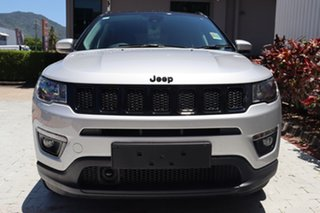 2020 Jeep Compass M6 MY20 Night Eagle FWD Minimal Grey 6 Speed Automatic Wagon.