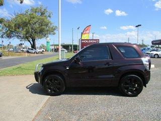 2009 Suzuki Grand Vitara JB MY09 Purple 5 Speed Manual Hardtop.