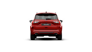 2020 Ford Escape ZH 2021.25MY ST-Line Lucid Red 8 Speed Sports Automatic SUV