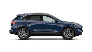 2020 Ford Escape ZH 2020.75MY Blazer Blue 8 Speed Sports Automatic SUV