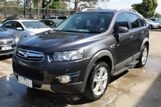 2013 Holden Captiva CG MY12 7 LX (4x4) Grey 6 Speed Automatic Wagon.