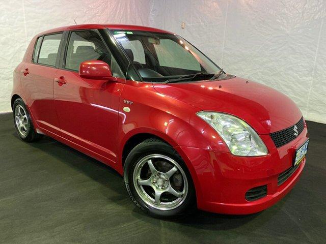 Used Suzuki Swift RS415 , 2006 Suzuki Swift RS415 Red 5 Speed Manual Hatchback