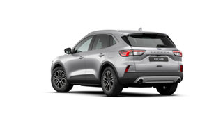 2020 Ford Escape 2020.75MY Silver 8 Speed Sports Automatic SUV