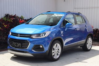 2018 Holden Trax TJ MY18 LTZ Blue 6 Speed Automatic Wagon