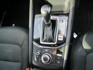 2017 Mazda CX-5 KF4WLA Maxx SKYACTIV-Drive i-ACTIV AWD Sport Blue 6 Speed Sports Automatic Wagon