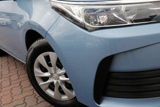 2019 Toyota Corolla ZRE172R Ascent S-CVT Blue/p 7 Speed Constant Variable Sedan.