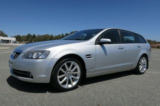 2011 Holden Calais VE II MY12 V Sportwagon Silver 6 Speed Sports Automatic Wagon