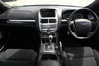 2015 Ford Falcon FG X XR6 White 6 Speed Auto Seq Sportshift Sedan