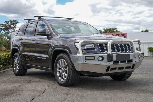 Used Jeep Grand Cherokee WK MY15 Laredo, 2015 Jeep Grand Cherokee WK MY15 Laredo Grey 8 Speed Sports Automatic Wagon