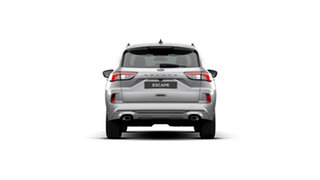 2020 Ford Escape 2020.75MY ST-Line Silver 8 Speed Sports Automatic SUV