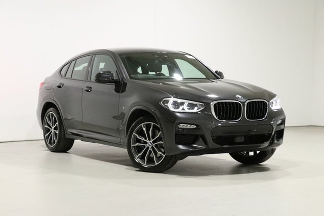 Used BMW X4 G02 MY19 xDrive30i M Sport, 2018 BMW X4 G02 MY19 xDrive30i M Sport Grey 8 Speed Automatic Coupe