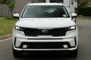 2020 Kia Sorento MQ4 MY21 Sport+ AWD Clear White 8 Speed Sports Automatic Dual Clutch Wagon