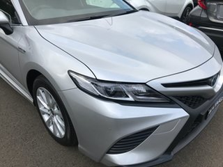 2020 Toyota Camry AXVH71R Ascent Sport Silver 6 Speed Constant Variable Sedan Hybrid.