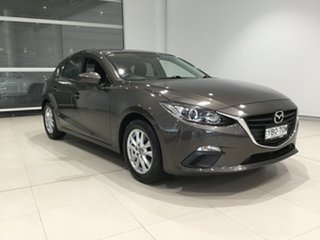 2013 Mazda 3 BM5478 Maxx SKYACTIV-Drive Titanium 6 Speed Sports Automatic Hatchback.