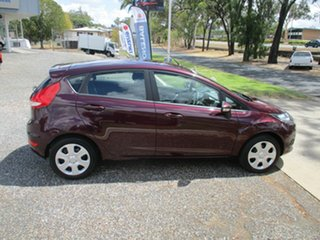 2010 Ford Fiesta WS CL Purple 5 Speed Manual Hatchback.