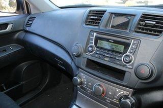 2013 Toyota Kluger GSU40R MY13 Upgrade KX-R (FWD) 7 Seat Silver 5 Speed Automatic Wagon