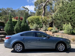 2015 Mazda 6 GJ1032 Touring SKYACTIV-Drive Blue 6 Speed Sports Automatic Sedan
