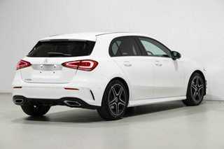 2019 Mercedes-Benz A250 177 MY19 FWD White 7 Speed Auto Dual Clutch Hatchback