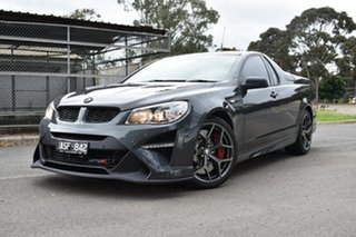 2017 Holden Special Vehicles Maloo Gen-F2 MY17 GTS R Grey 6 Speed Manual Utility.